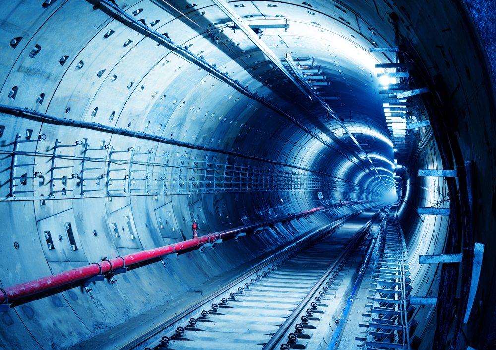 Schiphol tunnel
