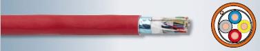 Functiebehoud Signaalkabel JE-H(st)H E90